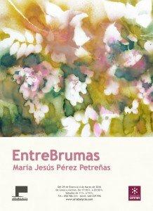 CARTEL ENTREBRUMAS Chus