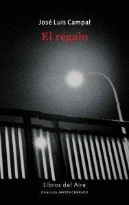 PORTADA DE 'EL REGALO', DE JOSÉ LUIS CAMPAL